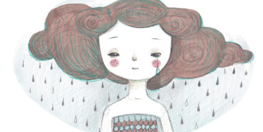 seforapons-illustration-markers-colouredpencils-symbiosis-cloudyhair