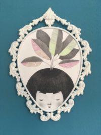 seforapons-graphite-embroidering-radish-frame-symbiosis-radishgirl
